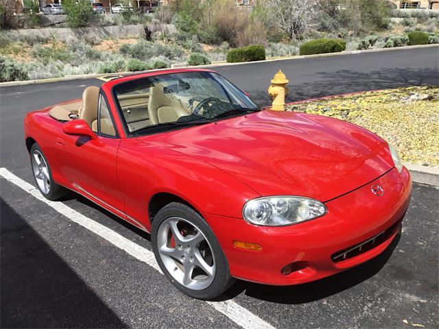 Picture of 2001 Mazda Miata located in Santa Fe New Mexico - PZTQ