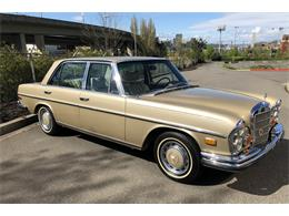 Picture of Classic '72 Mercedes-Benz 300SEL located in Washington Auction Vehicle Offered by Lucky Collector Car Auctions - PZTV