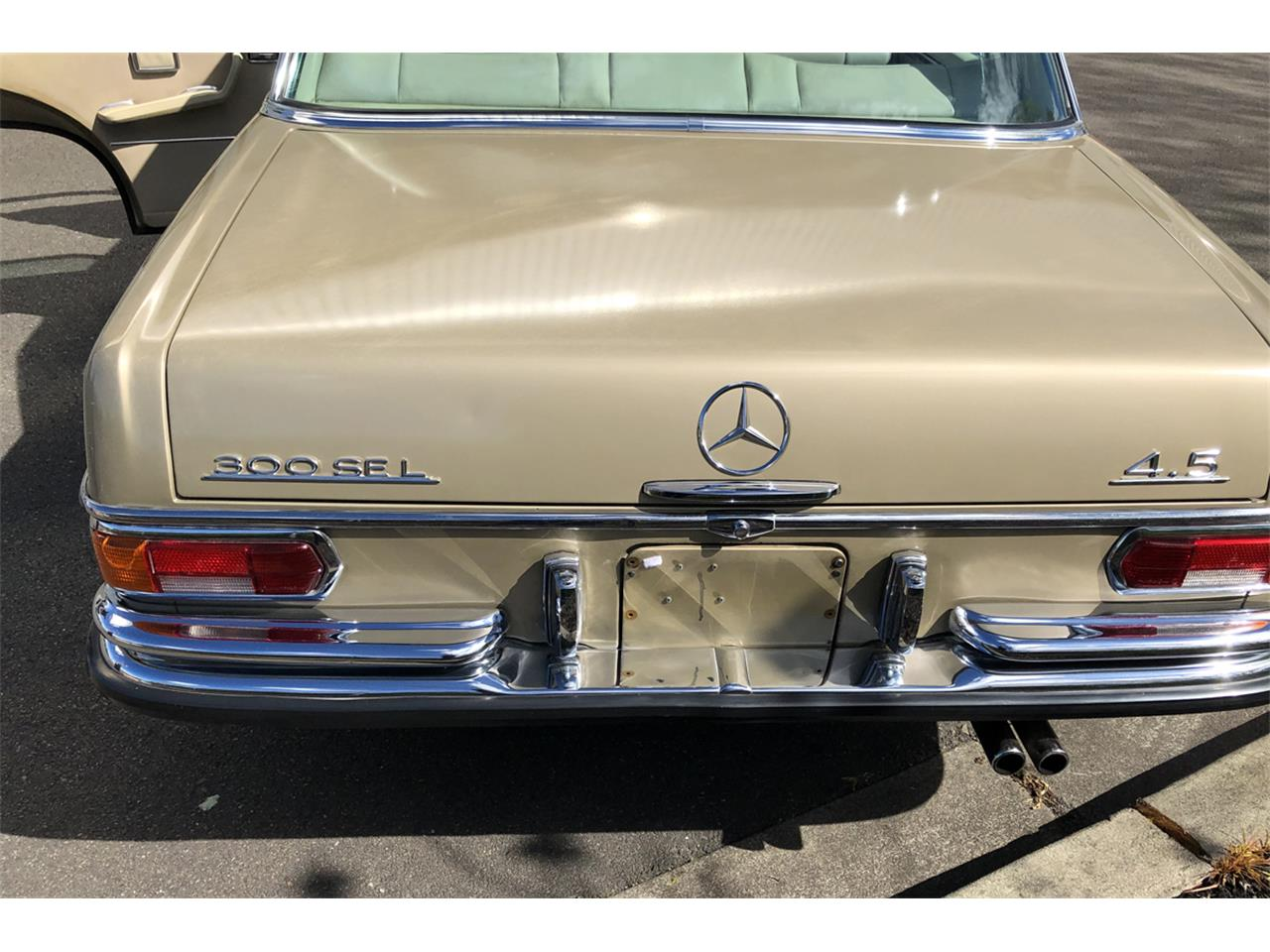 Large Picture of 1972 Mercedes-Benz 300SEL - PZTV