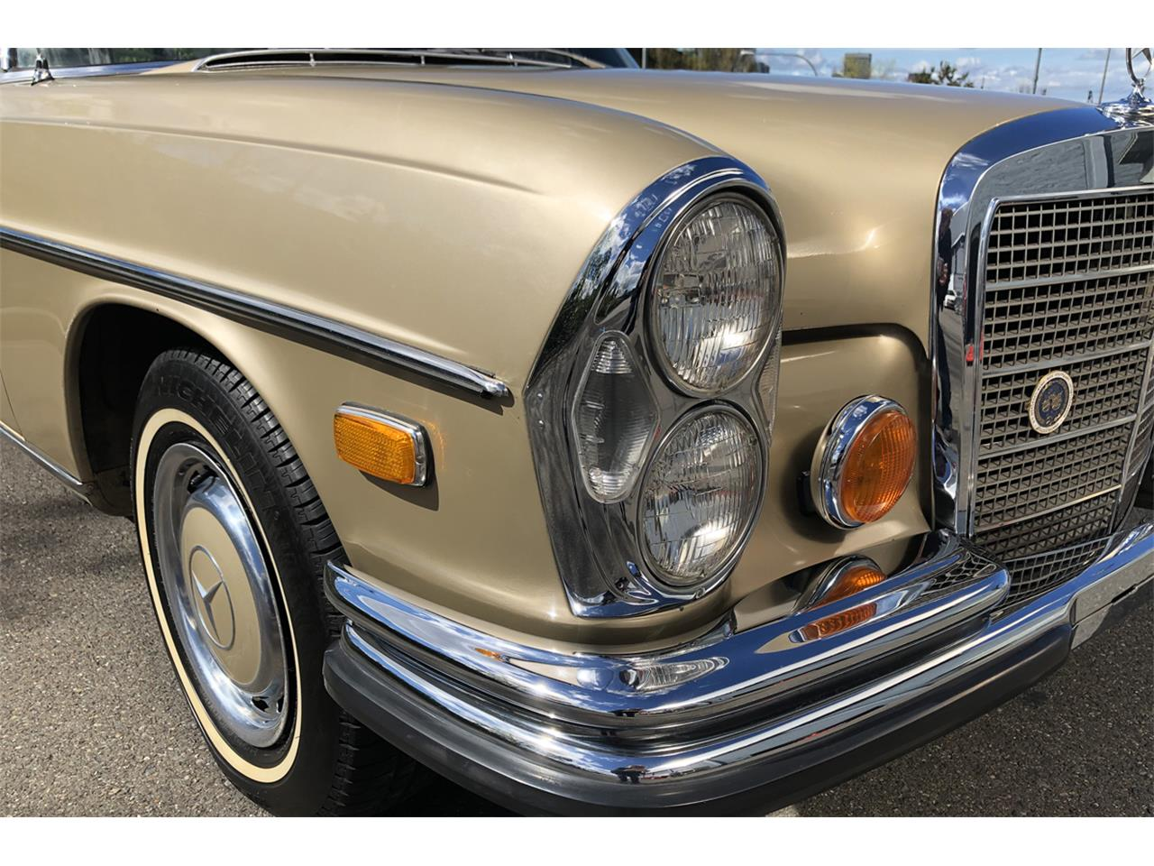 Large Picture of Classic '72 Mercedes-Benz 300SEL located in Washington Auction Vehicle - PZTV