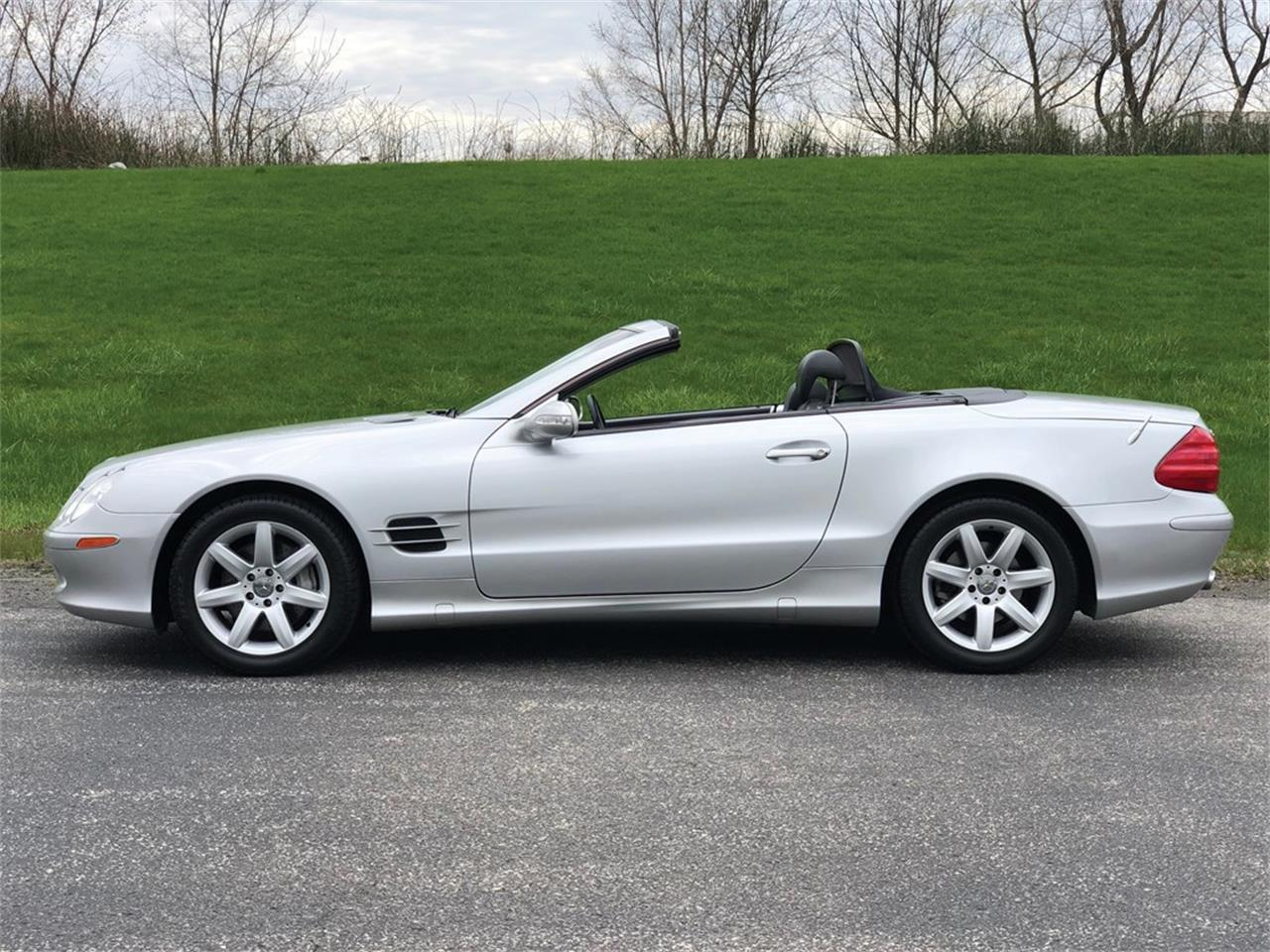 Large Picture of '03 SL500 - PXV0