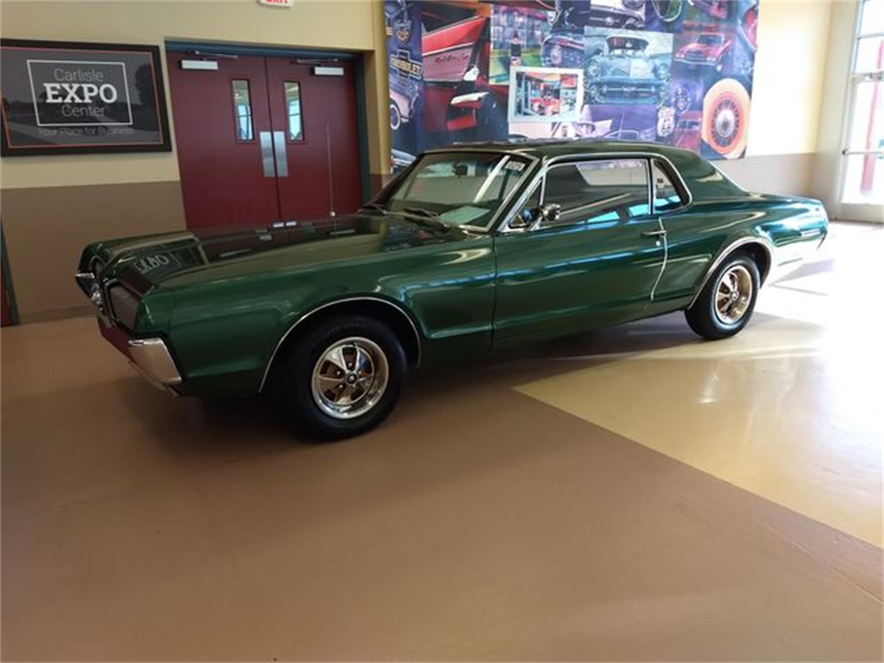 Large Picture of '67 Cougar - PXV1