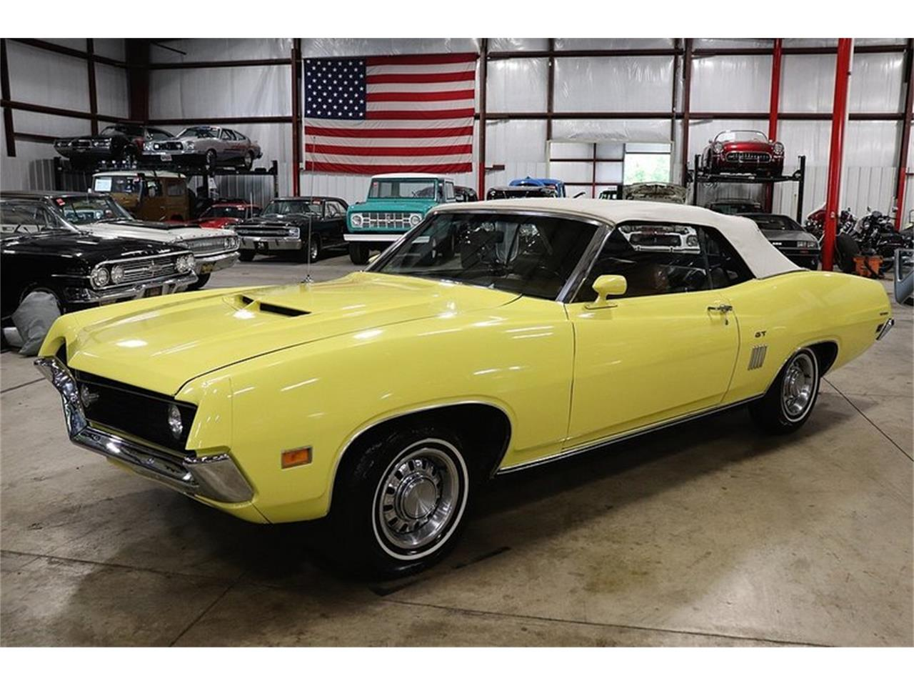 Large Picture of '70 Torino - PZUH