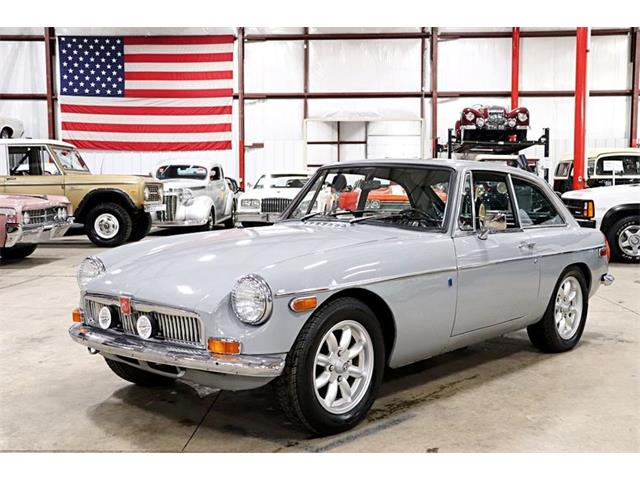 Picture of '74 MGB GT - PZUX