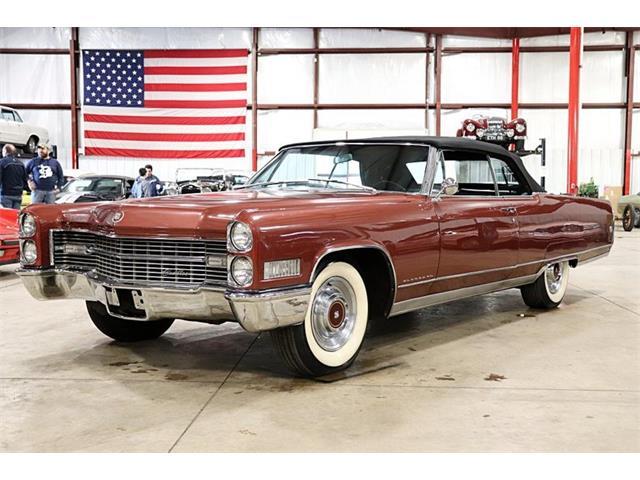 1966 Cadillac Eldorado