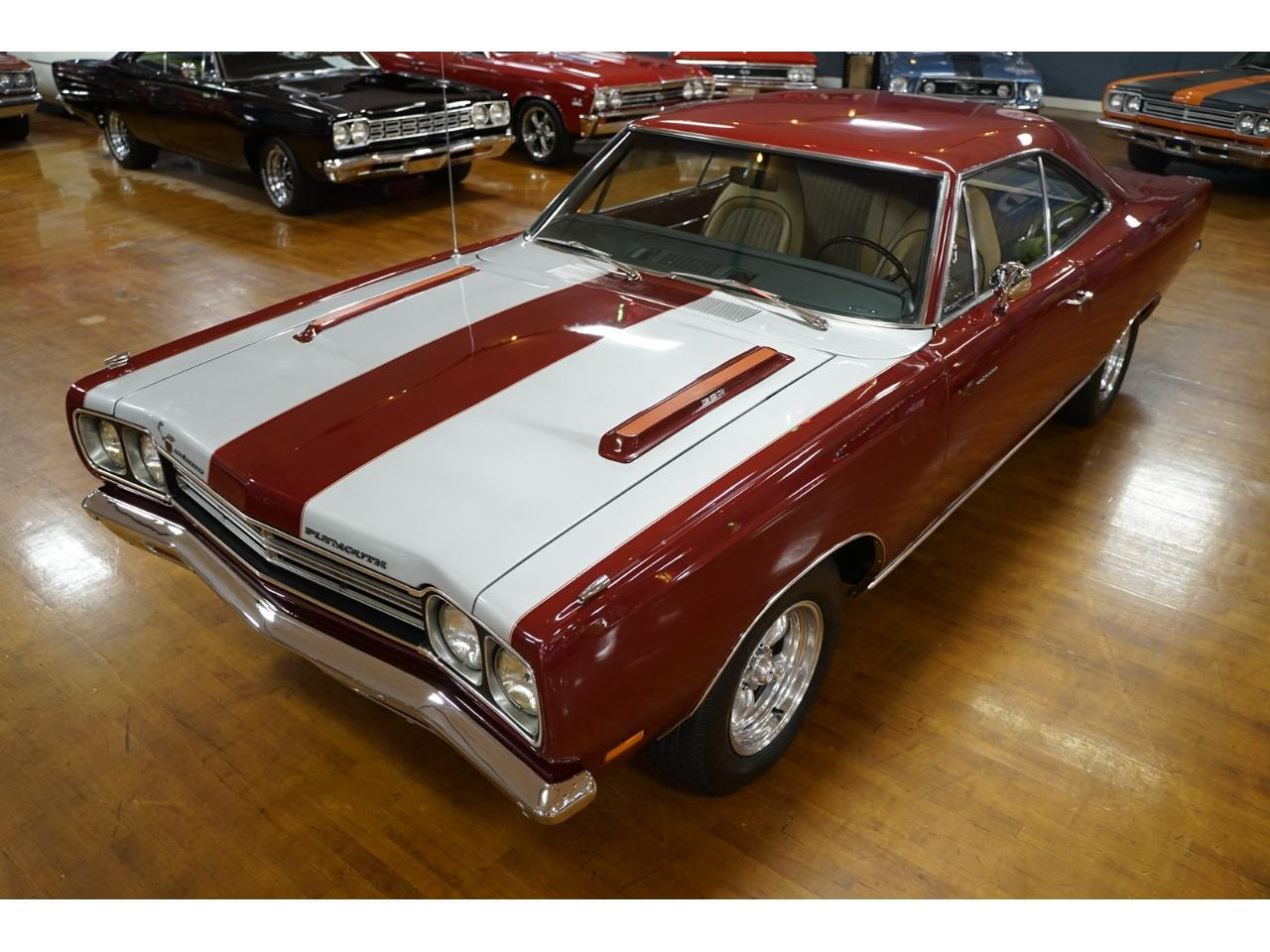 Large Picture of '69 Road Runner - PZVY