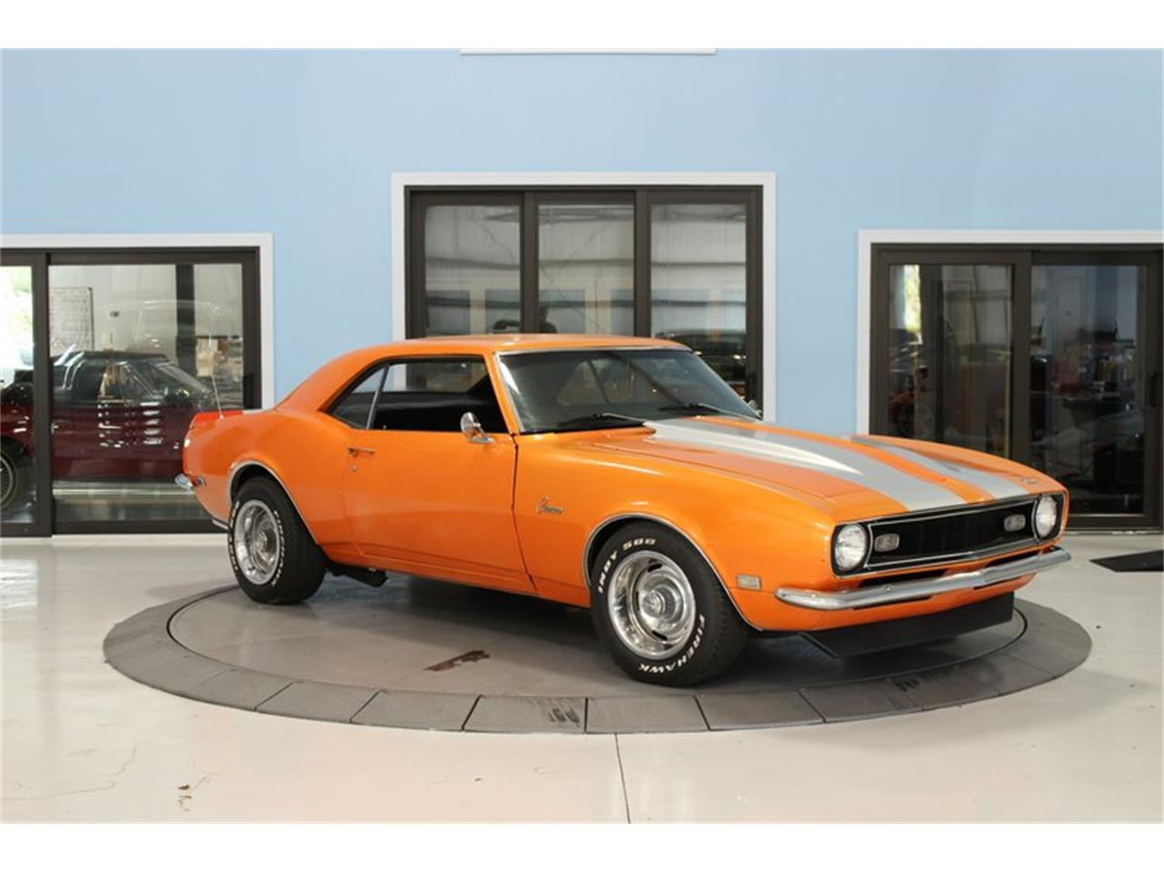 Large Picture of '68 Camaro - PZW6