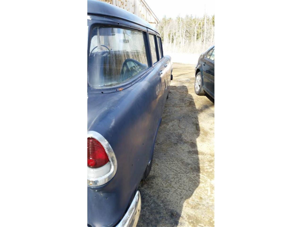 Large Picture of '55 Bel Air - PZWB