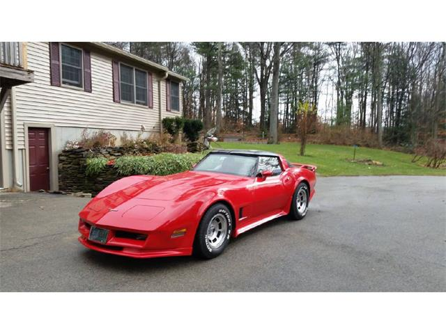 Picture of 1980 Chevrolet Corvette located in West Pittston Pennsylvania Offered by  - PZWD
