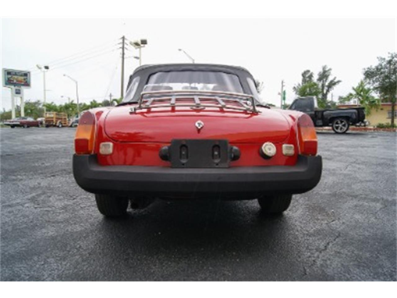 Large Picture of '79 MGB - PZX4