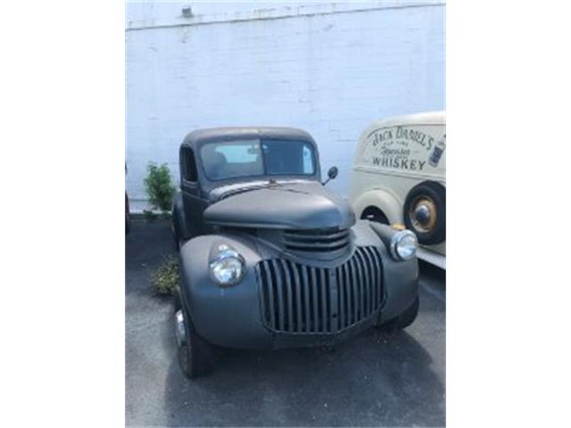 Picture of '46 Pickup - PZX9