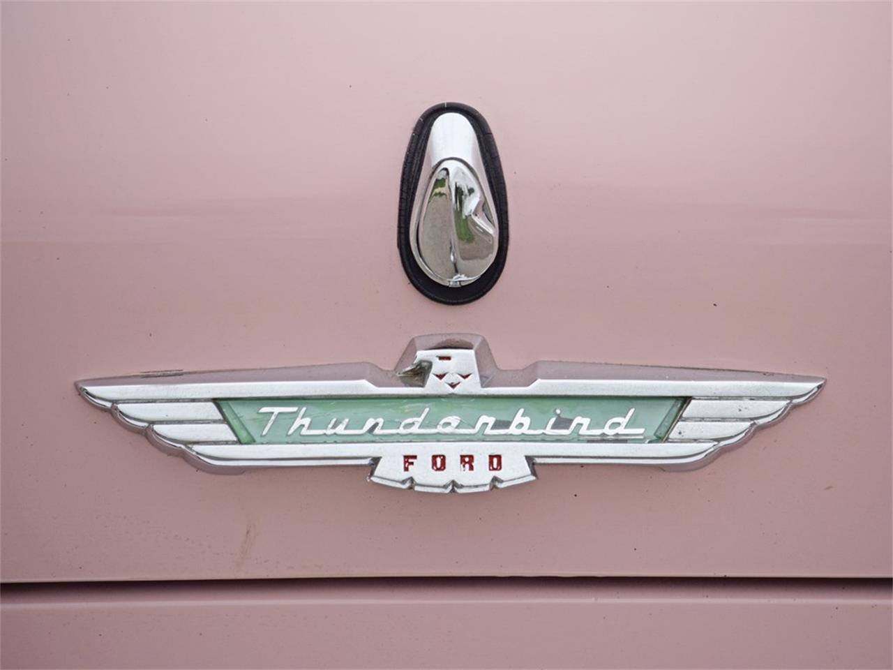 Large Picture of Classic 1957 Ford Thunderbird located in Indiana Offered by RM Sotheby's - PXVC