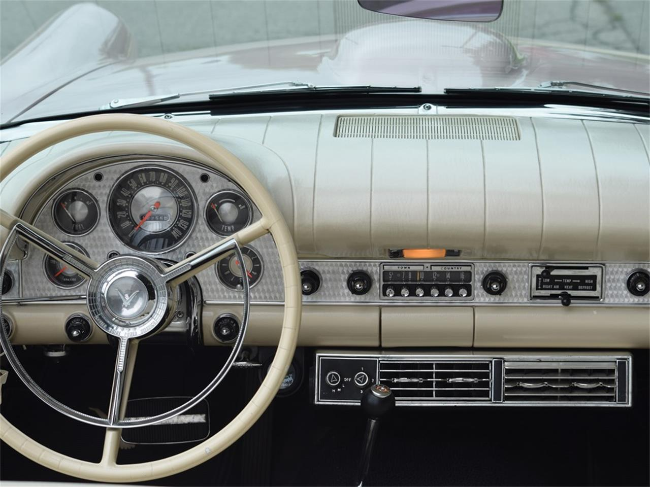 Large Picture of 1957 Thunderbird Auction Vehicle Offered by RM Sotheby's - PXVC