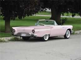 Picture of Classic 1957 Ford Thunderbird located in Indiana Offered by RM Sotheby's - PXVC