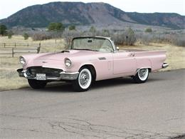 Picture of 1957 Thunderbird located in Auburn Indiana Auction Vehicle - PXVC