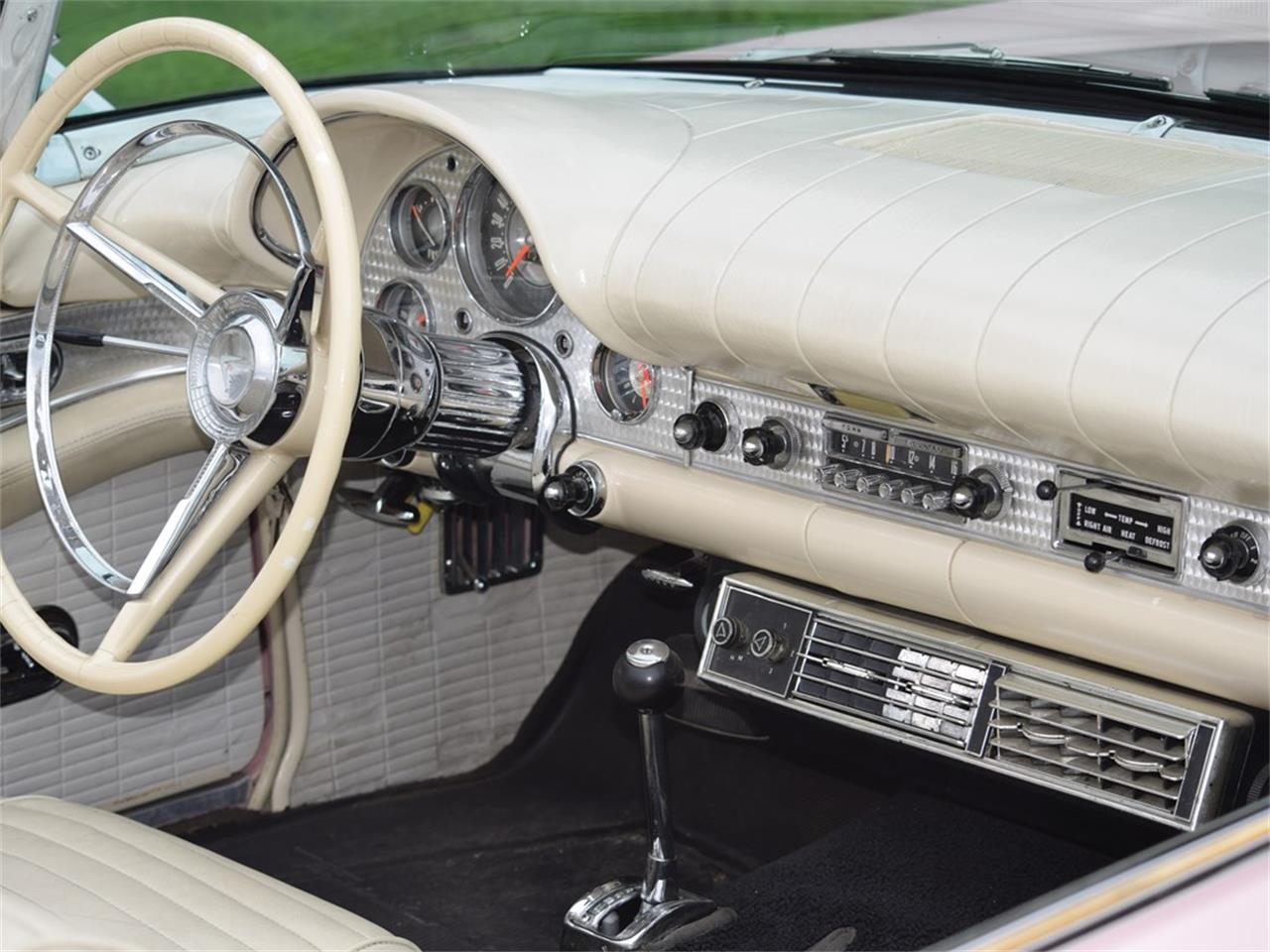 Large Picture of 1957 Ford Thunderbird Auction Vehicle - PXVC