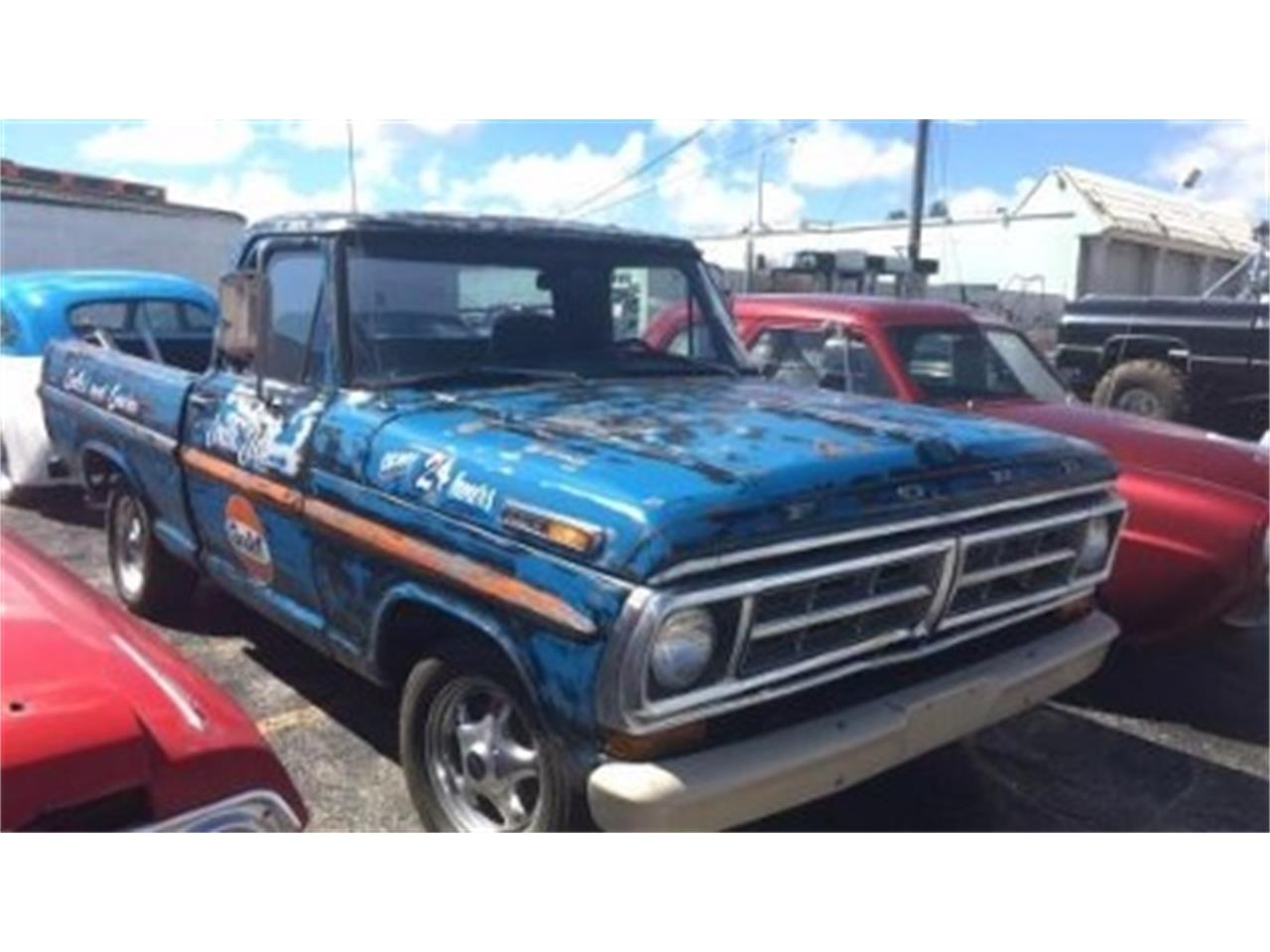 Large Picture of Classic '71 Ford Pickup located in Miami Florida - PZXE