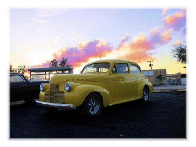 Picture of Classic '40 Chevrolet Deluxe - PZXU