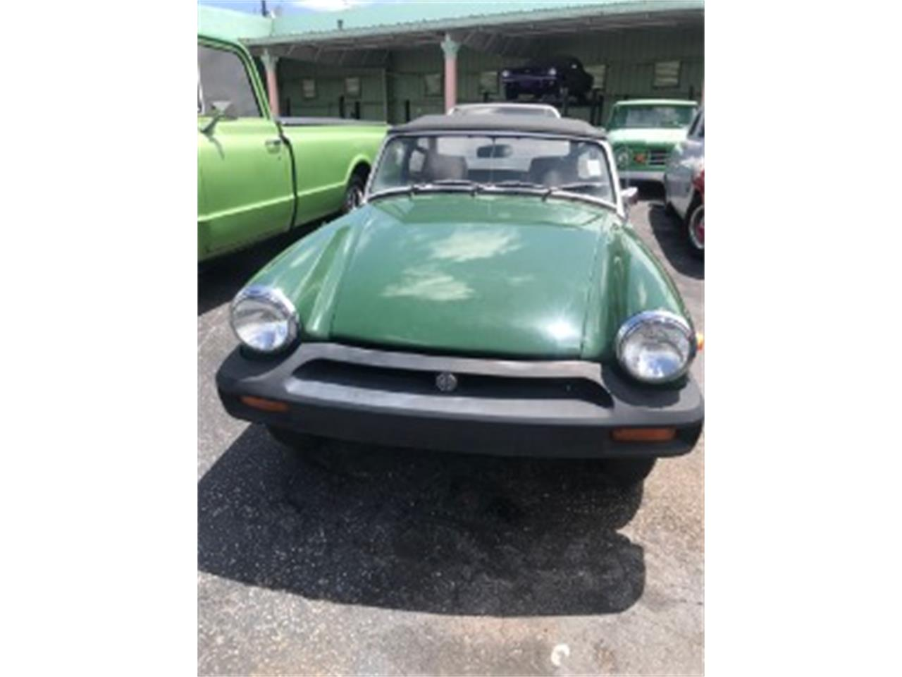Large Picture of '79 MGB - PZXW