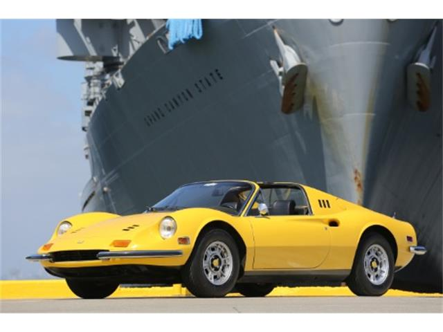 Picture of '73 Ferrari Dino 246 GTS located in New York - $299,500.00 Offered by  - PZXX