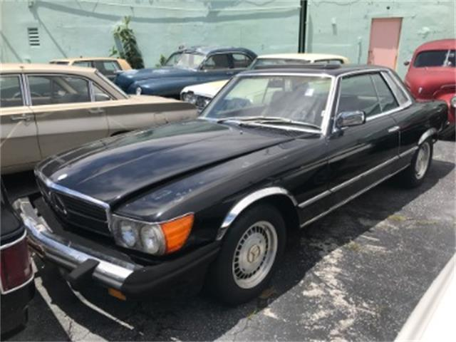Picture of '81 Mercedes-Benz 380 - $6,500.00 - PZY4