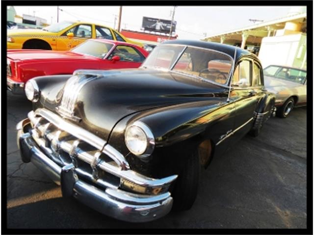 Picture of Classic '50 Pontiac Chieftain - $8,500.00 Offered by  - PZY5