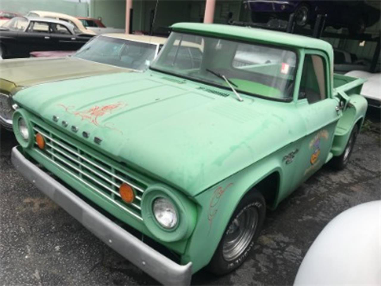 Large Picture of '65 Pickup - PZY8