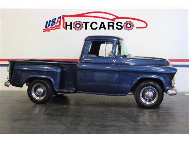 Picture of Classic 1957 Chevrolet Pickup located in San Ramon California - $27,995.00 Offered by  - PZYE