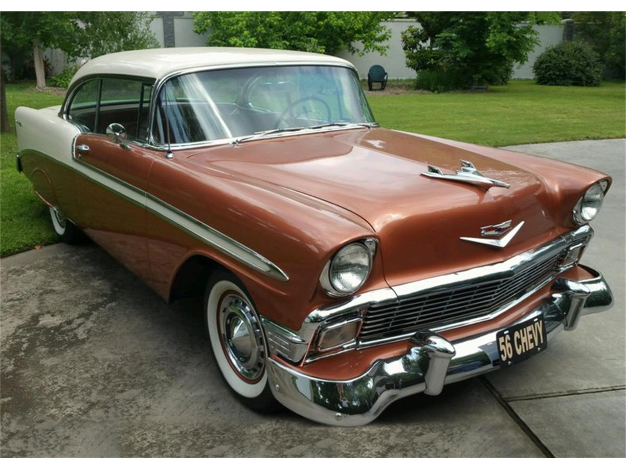 Large Picture of '56 Bel Air - PZYY