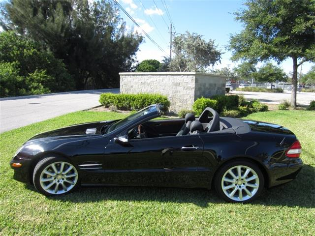 Picture of 2008 Mercedes-Benz SL550 - PXVJ