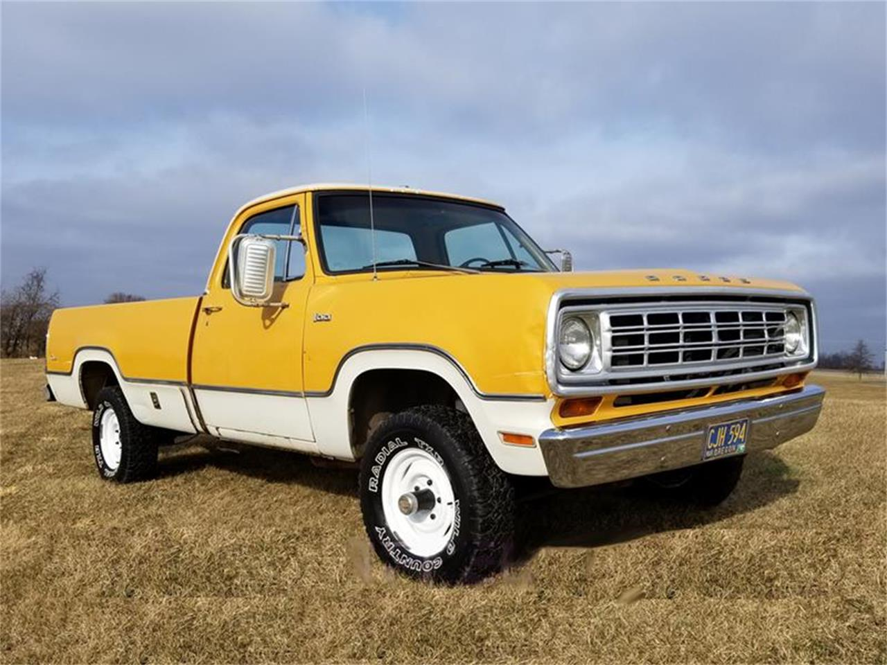 Large Picture of '73 Power Wagon - PZZS