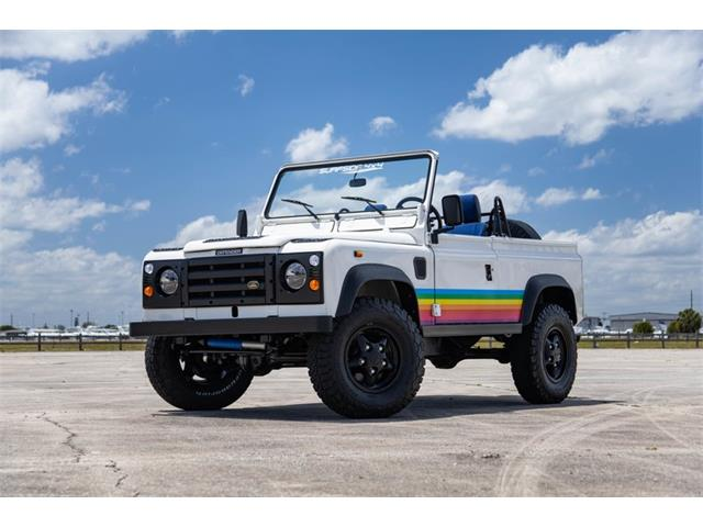 Picture of '90 Defender - PZZU