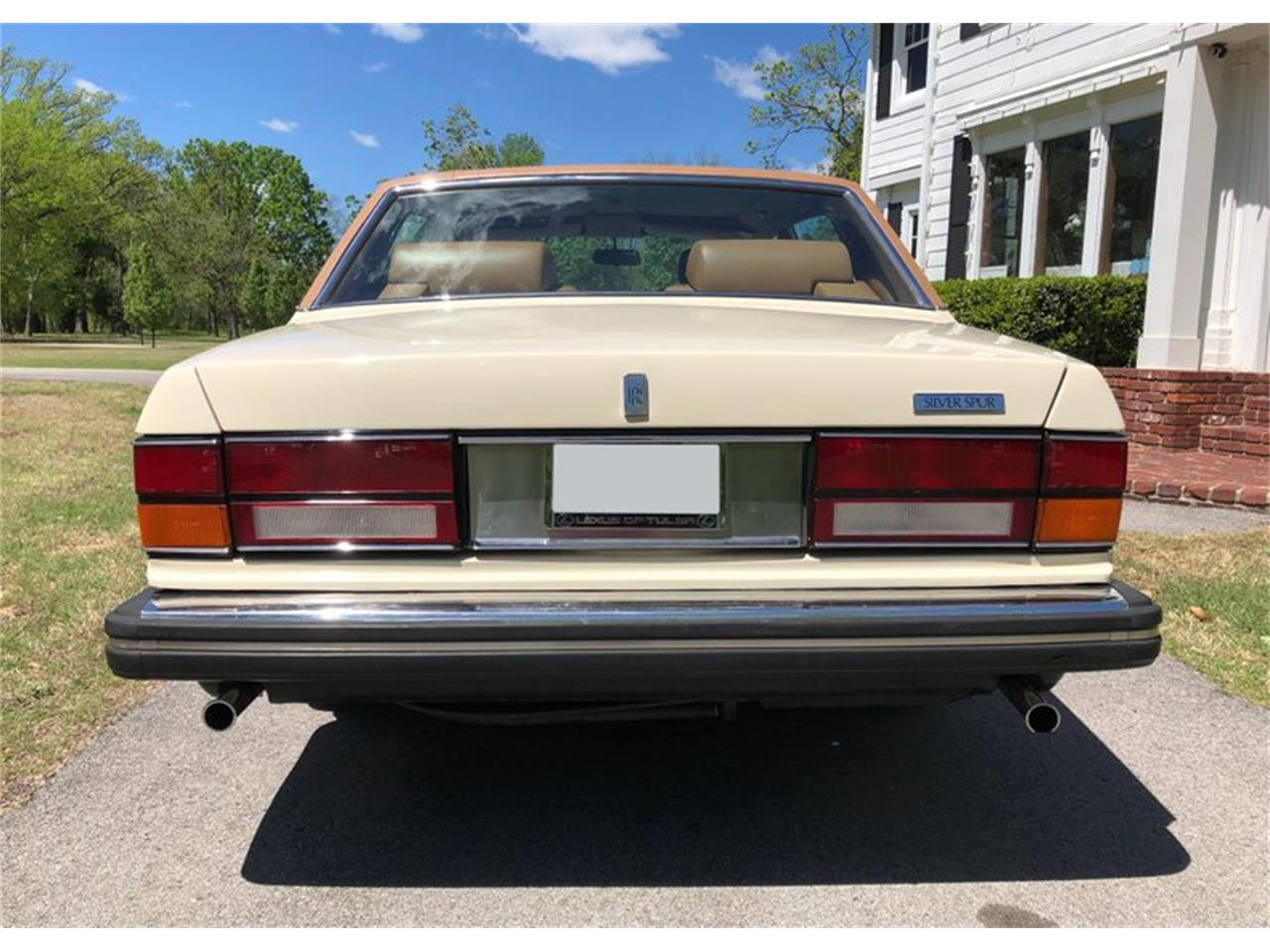 Large Picture of '85 Silver Spur Offered by Leake Auction Company - PZZZ