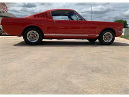 Picture of Classic '65 Mustang located in Tulsa Oklahoma Offered by Leake Auction Company - Q009
