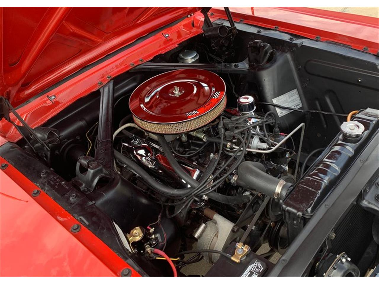 Large Picture of '65 Mustang - Q009