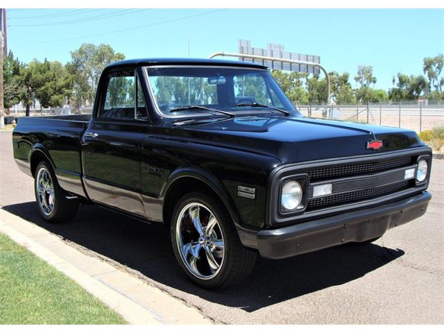 Picture of Classic '70 C10 located in Tulsa Oklahoma Offered by  - Q012