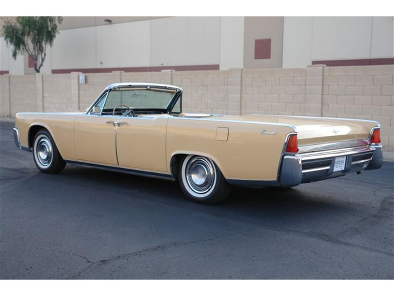 Large Picture of Classic 1964 Continental - $47,950.00 Offered by Arizona Classic Car Sales - Q01H