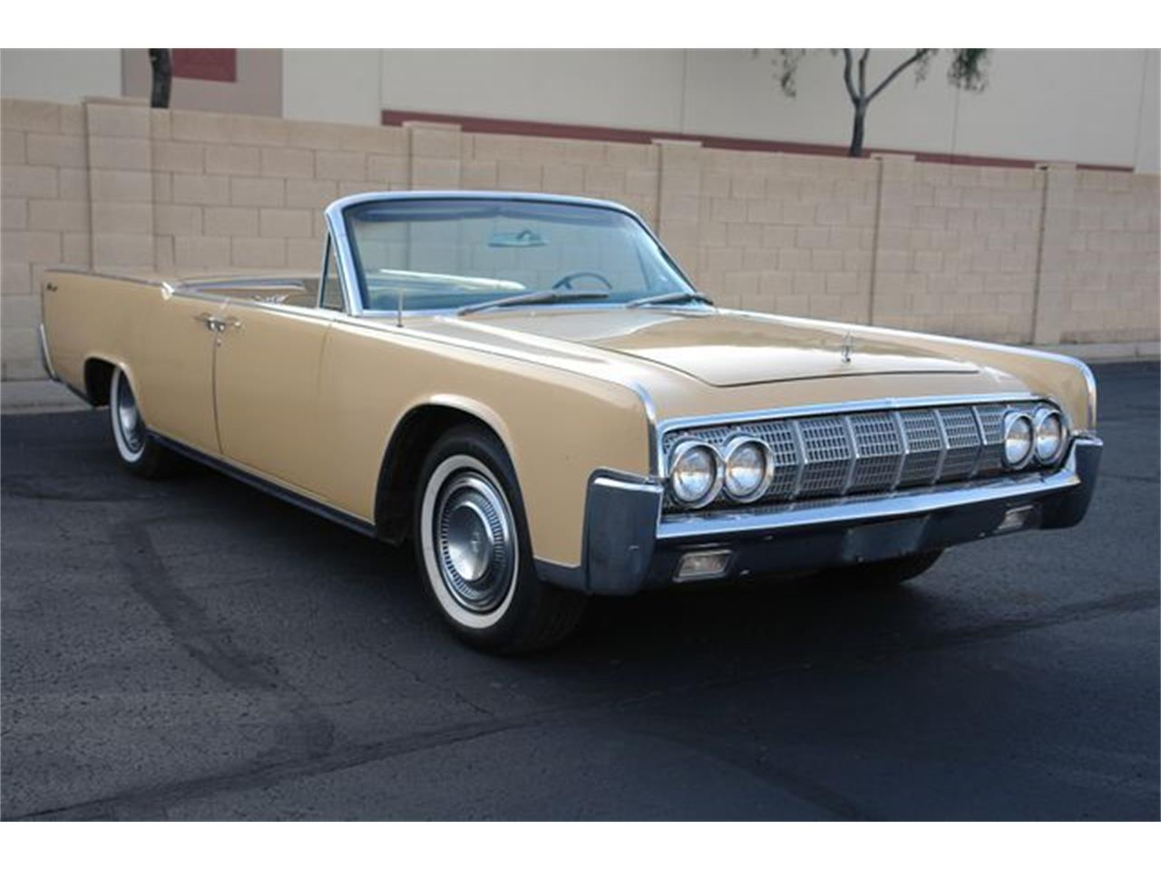 Large Picture of Classic 1964 Continental located in Phoenix Arizona - $47,950.00 - Q01H