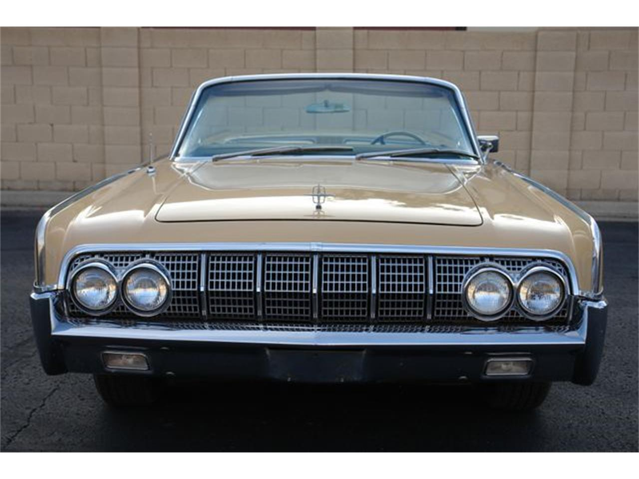 Large Picture of 1964 Lincoln Continental located in Arizona - $47,950.00 Offered by Arizona Classic Car Sales - Q01H