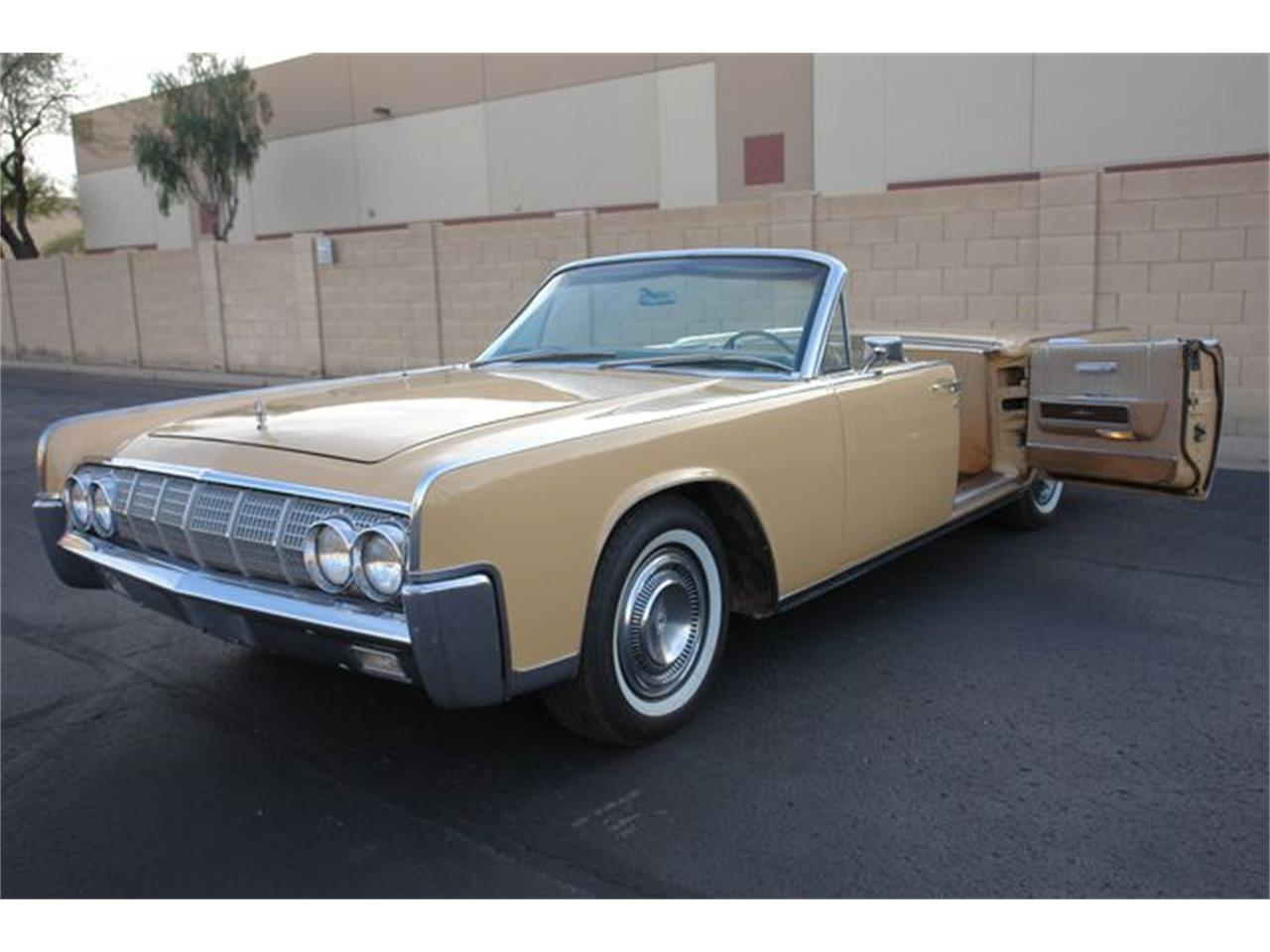 Large Picture of Classic 1964 Continental located in Arizona Offered by Arizona Classic Car Sales - Q01H
