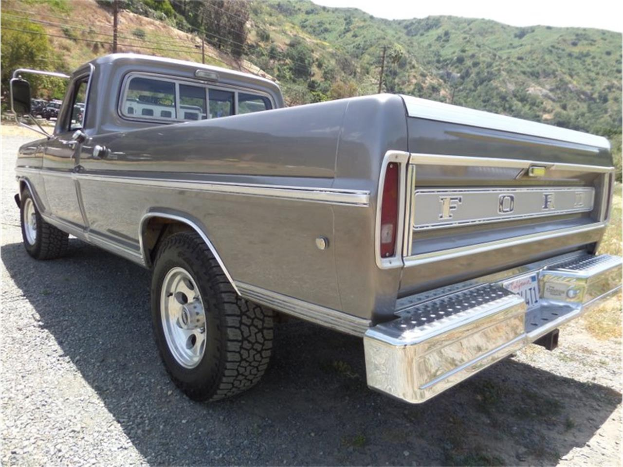 Large Picture of '69 F250 - Q01N