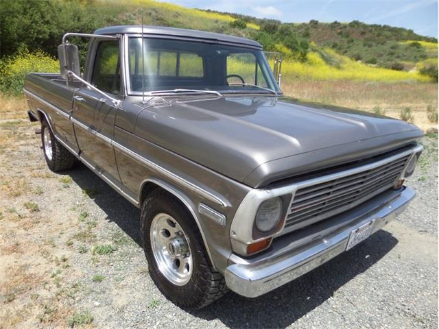 Picture of 1969 Ford F250 - Q01N