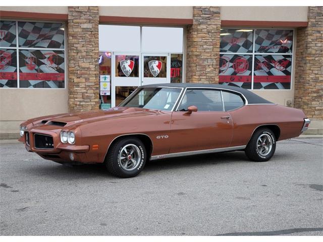 Picture of '71 GTO - Q01W