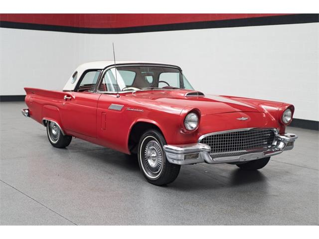 Picture of Classic 1957 Ford Thunderbird Offered by  - Q022