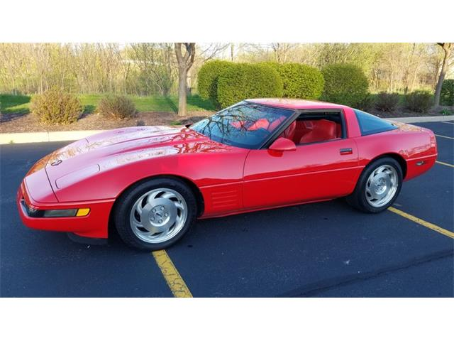 Picture of 1994 Chevrolet Corvette - Q027