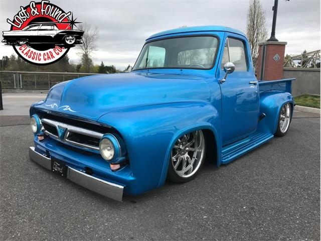 Picture of '53 F100 - Q02A