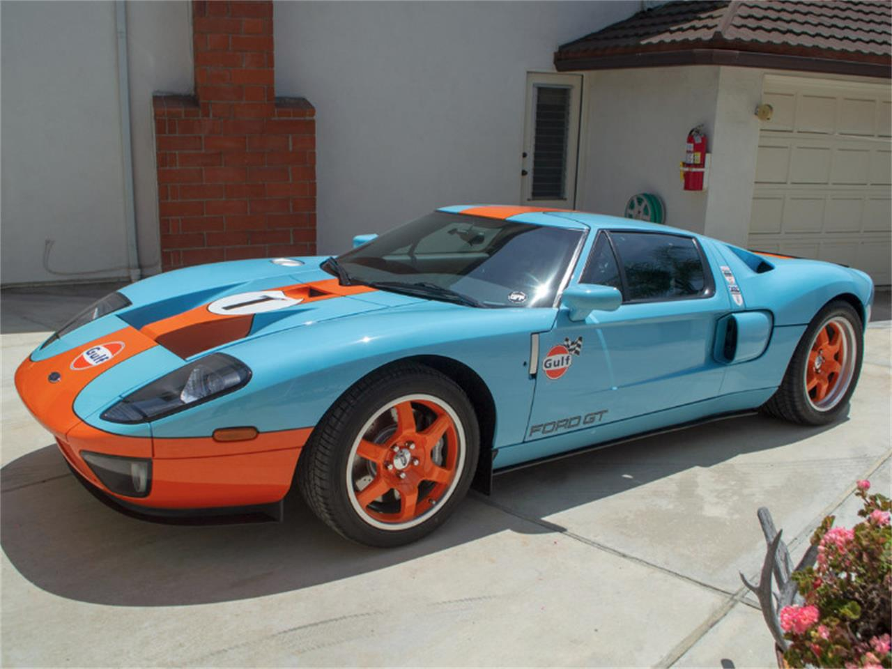 Large Picture of '06 Ford GT - $419,000.00 Offered by Corvette Mike - Q02I