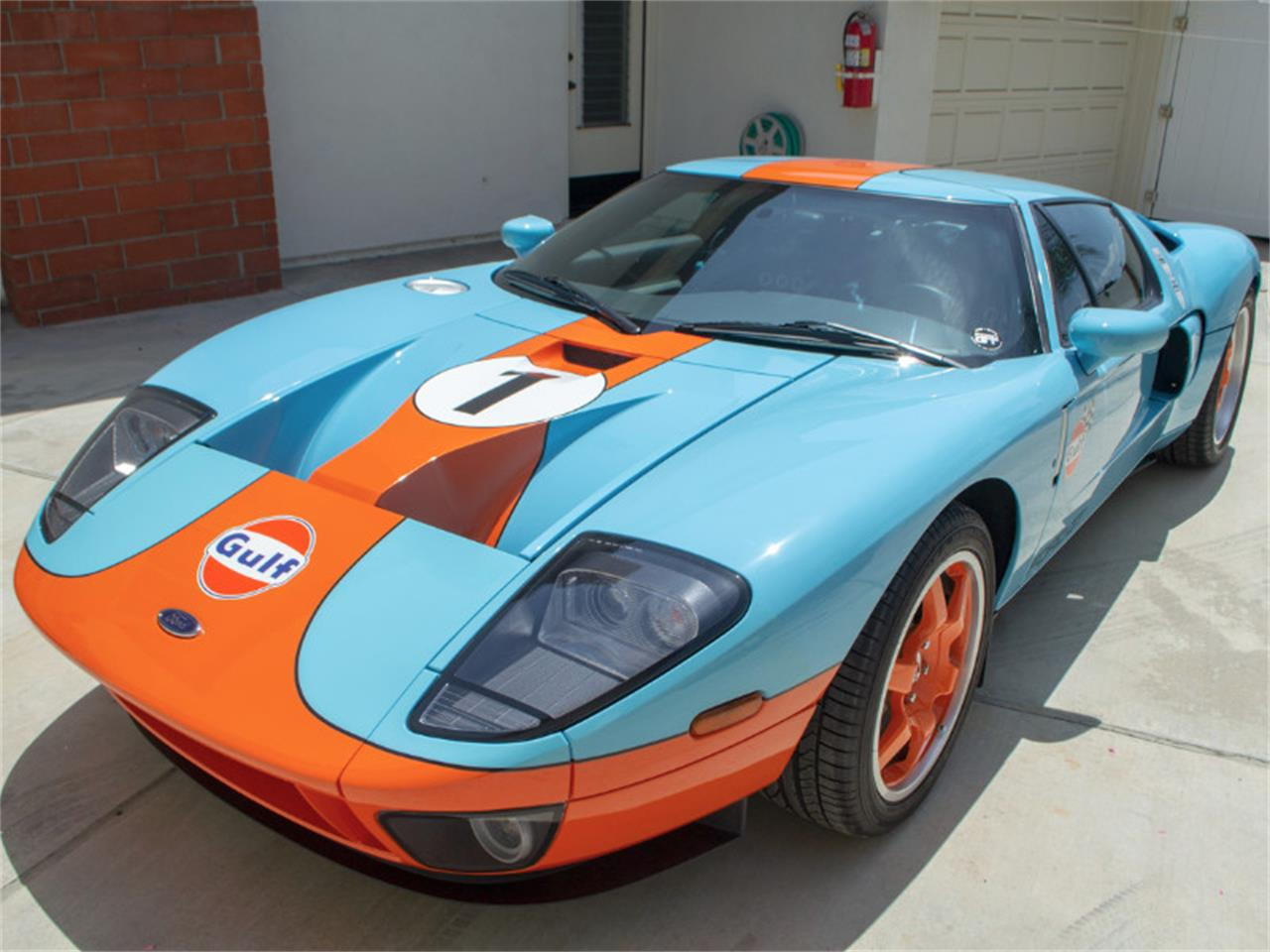 Large Picture of '06 Ford GT located in California - $419,000.00 - Q02I