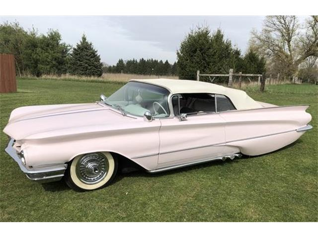 Picture of 1960 Buick Convertible located in Pleasant Lake Michigan Offered by a Private Seller - Q02W