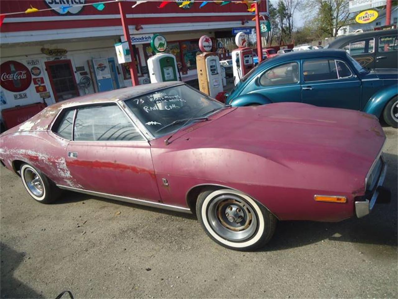 Large Picture of '73 Javelin - PXVY